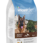 VINCENT DIET ADULT WITH CHICKEN 15kg