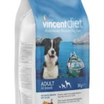 VINCENT DIET ADULT WITH FISH 15kg