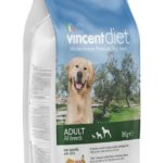 VINCENT DIET ADULT WITH LAMB 15kg