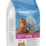 Vincent DIET STERILIZED CAT WITH CHICKEN 1,5 KG