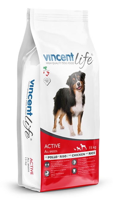 Vincent Life Active suņu barība