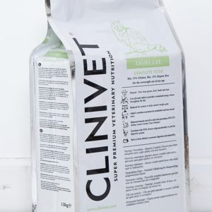 CLINIVET LIGHT CAT 1,5kg