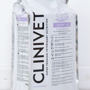 CLINIVET SENIOR CAT 1,5kg