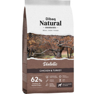DIBAQ NATURAL MOMENTS ADULT DIETETIC 15KG