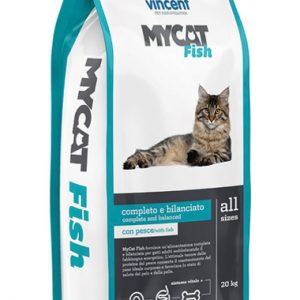 VINCENT MyCat WITH FISH 20 KG
